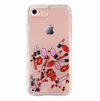 Iphone Glitter Lips Phone Lush Cases Case