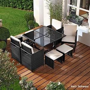 Sitzgarnitur Garten Rattan : poly rattan sitzgarnitur gartenm bel gartengarnitur gartenset sitzgruppe lounge ebay ~ Indierocktalk.com Haus und Dekorationen