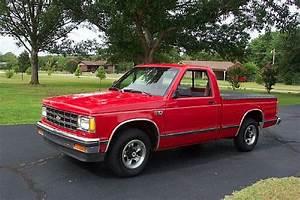 1990 Chevrolet S10 Tahoe