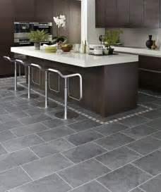 kitchen tile floor design ideas minimalist modern kitchen decorating ideas showing brown marble floor and wall kitchen tile with
