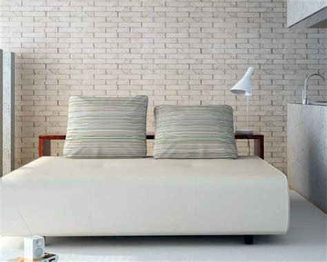 home dzine home improvement clad  walls  brick veneer