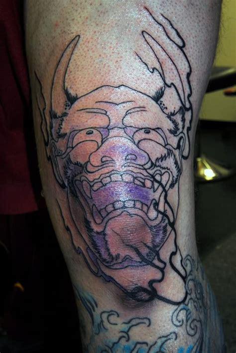 knee tattoo images designs