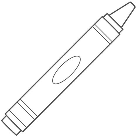 crayon coloring pages crayons coloring pages children s crafts