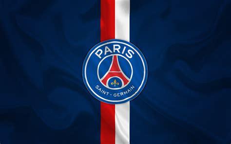 Download wallpapers Paris Saint-Germain, PSG, Emblem, PSG ...