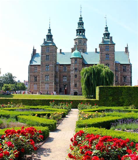 The Kings Garden At Rosenborg Castle Copenhagen