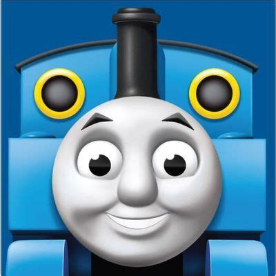 thomas  train face template face template thomas