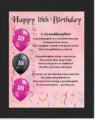 Happy 18th Birthday Daughter Poem