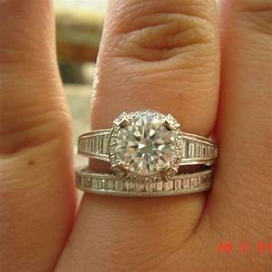 how much is a one carat diamond engagement ring worth With how much is a wedding ring worth