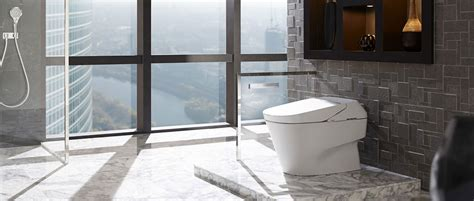 modern toilet   high tech makeover consumer reports