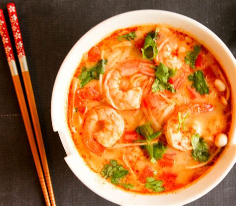 tom yum soup thai tom yum soup with shrimps valerie s keepers