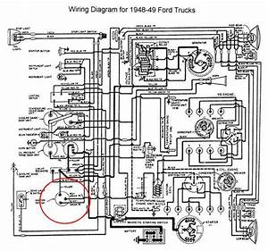 Ford Festiva Wiring Harness Diagrams : 1950 f 1 horn relay ford truck enthusiasts forums ~ A.2002-acura-tl-radio.info Haus und Dekorationen