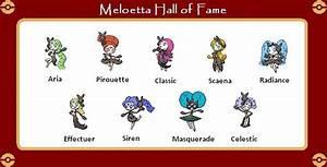 Meloetta forms | Pokemon pour théa | Pinterest | Recherche ...