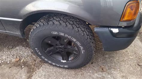 general grabber at2 general grabber at2 tire review