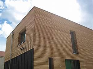 Fassade Mit Holz Verkleiden : fassade aus lrchenholz fassade sibirische lrche mit ~ Lizthompson.info Haus und Dekorationen