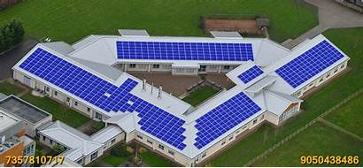 Panel Solar University Surya