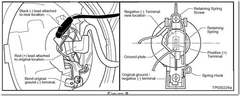 2004 Nissan Maxima Headlight Diagram by 2004 Nissan Altima Headlight Bulb Replacement Nissan