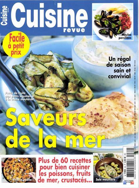 abonnement magazine de cuisine abonnement magazine cuisine conviviale