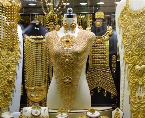 dubai gold jewellery dubai jewellery design gold