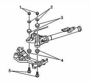 Rear Axle Differential For A 2003 Buick Rendezvous Avd