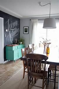 31, Chalkboard, Dining, Room, D, U00e9cor, Ideas, You, U2019ll, Love