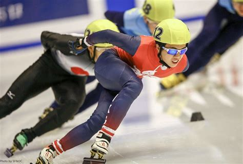 Speed Skater Sidney Chu to Represent GW at University ...