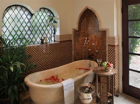 Marokkanisch Inspirierte Badezimmer Für Exotischen Genuss