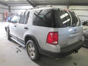 Used Salvage Parts 2003 Ford Explorer Xlt 4x4 4 0l V6