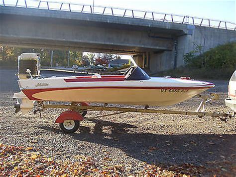 Glastron Boats Vintage by Vintage Mercury Boats For Sale