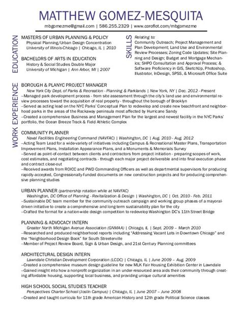 Urban Planning Resume By Matthew Gomezmesquita At. Resume Templates Download Free. Sql Server Administrator Resume. Resume For Sales Associate. Resume References Example. Resume Broken Downloads. Maintenance Resume Format. Mission Statement Resume. Food Prep Resume Example
