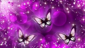 Free Butterfly Wallpaper Animated