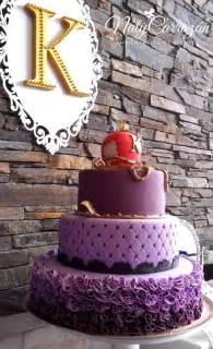 Birthday Cake Ideas Disney Descendants