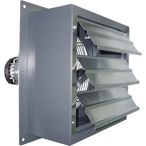 Exhaust Fan by Canarm Explosion Proof Totally Enclosed Exhaust Fan 12in