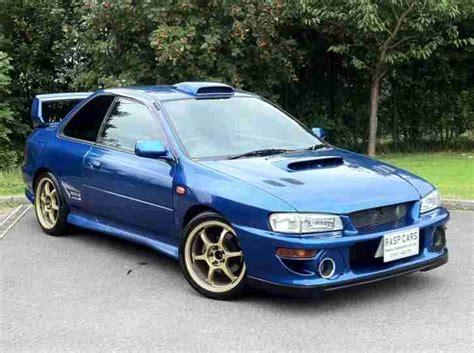 Subaru Type R by Subaru 1999 V Impreza 2 0 Wrx Sti Type R Version 6 Limited