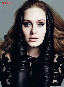 Adele Covers Vogue March 2012: See The Pics! (PHOTOS) | HuffPost  onerror=