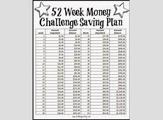Printable Money Challenge 2016 Calendar Free Calendar