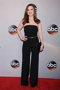 Hayley Atwell At The 2016 ABC Network Upfront Tom Lorenzo