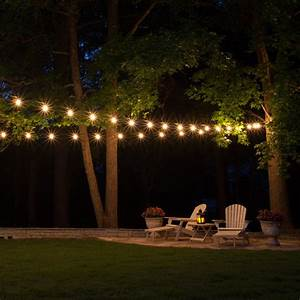 Patio String Lights - Yard Envy