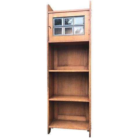 stickley bookcase for sale antique arts and crafts stickley mission oak and