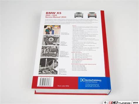Bmw E53 X5 Bentley Service Manuals
