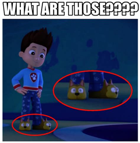 What Are Memes - image paw patrol meme memes edit ryder what are those shoes slippers png paw patrol fanon