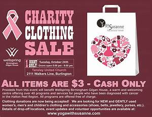 Charity Clothing Sale 2017