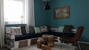 Europaletten Couch Selber Bauen : palettensofa selber bauen handmade kultur ~ Sanjose-hotels-ca.com Haus und Dekorationen