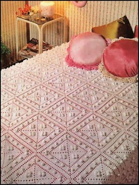 shabby fabrics patrones gratis crochet ganchillo patrones graficos colcha o cubrecama tejida al crochet con sus graficos