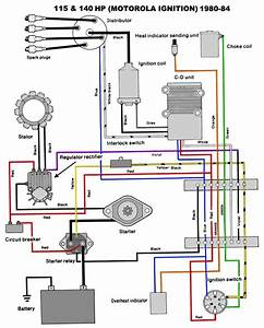 Mariner Outboard Wiring Harness Diagram