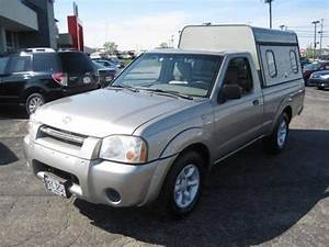 2001 Nissan Frontier 2wd Truck Xe Reg Cab I4 Manual For