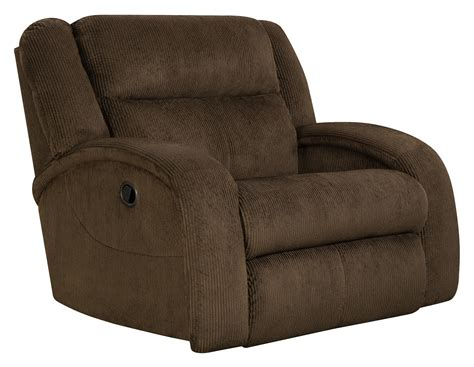 southern motion maverick recliner chair and a half with