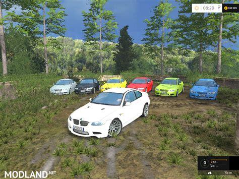 Mod Bmw Farming Simulator 2015 by Bmw E92 M3 V 3 0 Mod For Farming Simulator 2015 15 Fs