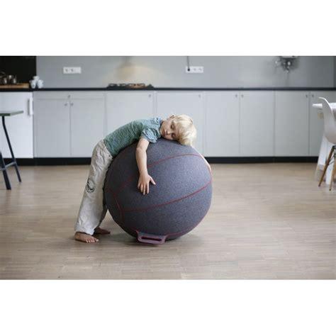 siege swiss vluv velt siege ballon pouf gymball pour salon bureau