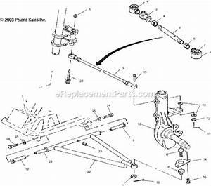 Polaris A04ba25ca Parts List And Diagram