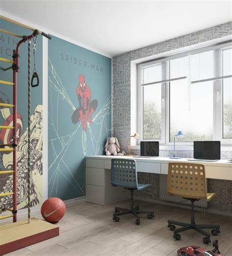 tapisserie chambre ado gar輟n 1001 idées pour une chambre d 39 ado créative et fonctionnelle